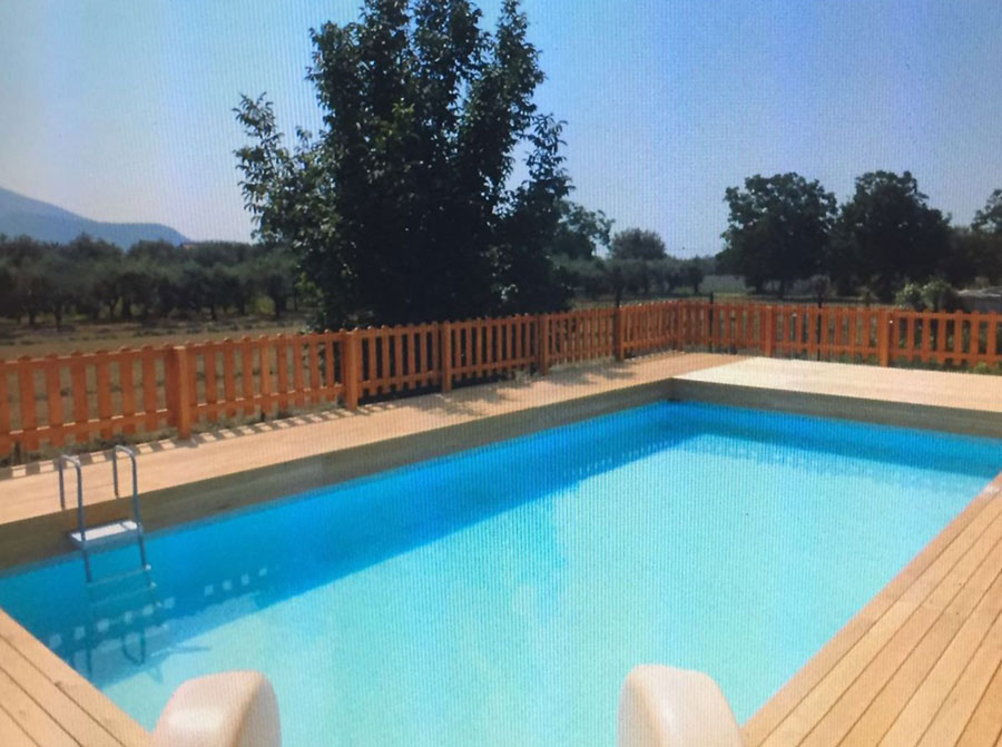 Accessori piscine biodesign saune fontane napoli avellino - Accessori piscina fuori terra ...
